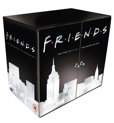 The coolest friends box