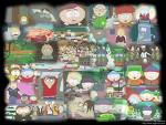 The crazy town of South Park