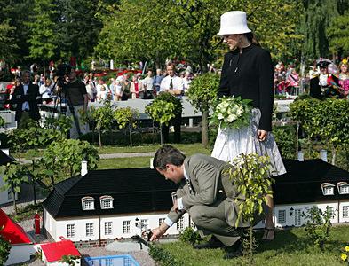 The lego Fredensborg замок