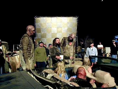 The set of The Devil's Rejects