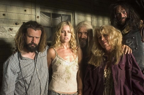 Rob Zombie wallpaper titled The set of The Devil's Rejects