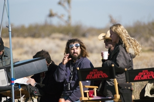 Rob Zombie wallpaper called The set of The Devil's Rejects