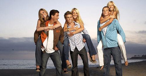 The whole cast