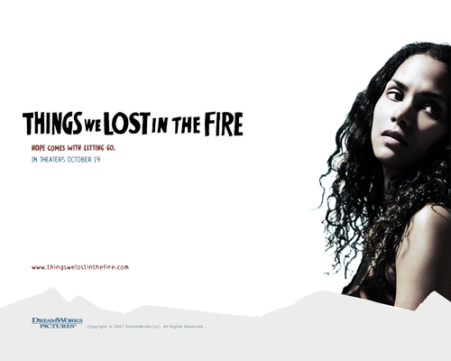 Things We Lost In The feuer