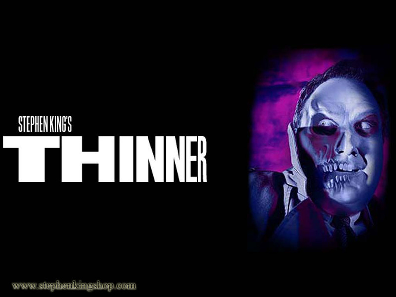 Thinner - Stephen King Wallpaper (72838) - Fanpop