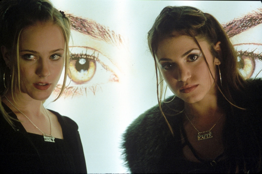 thirteen movie Thirteen is about just such a girl, whose descent into rebellion hell  off the  venice boardwalk, the two describe how the movie came about.