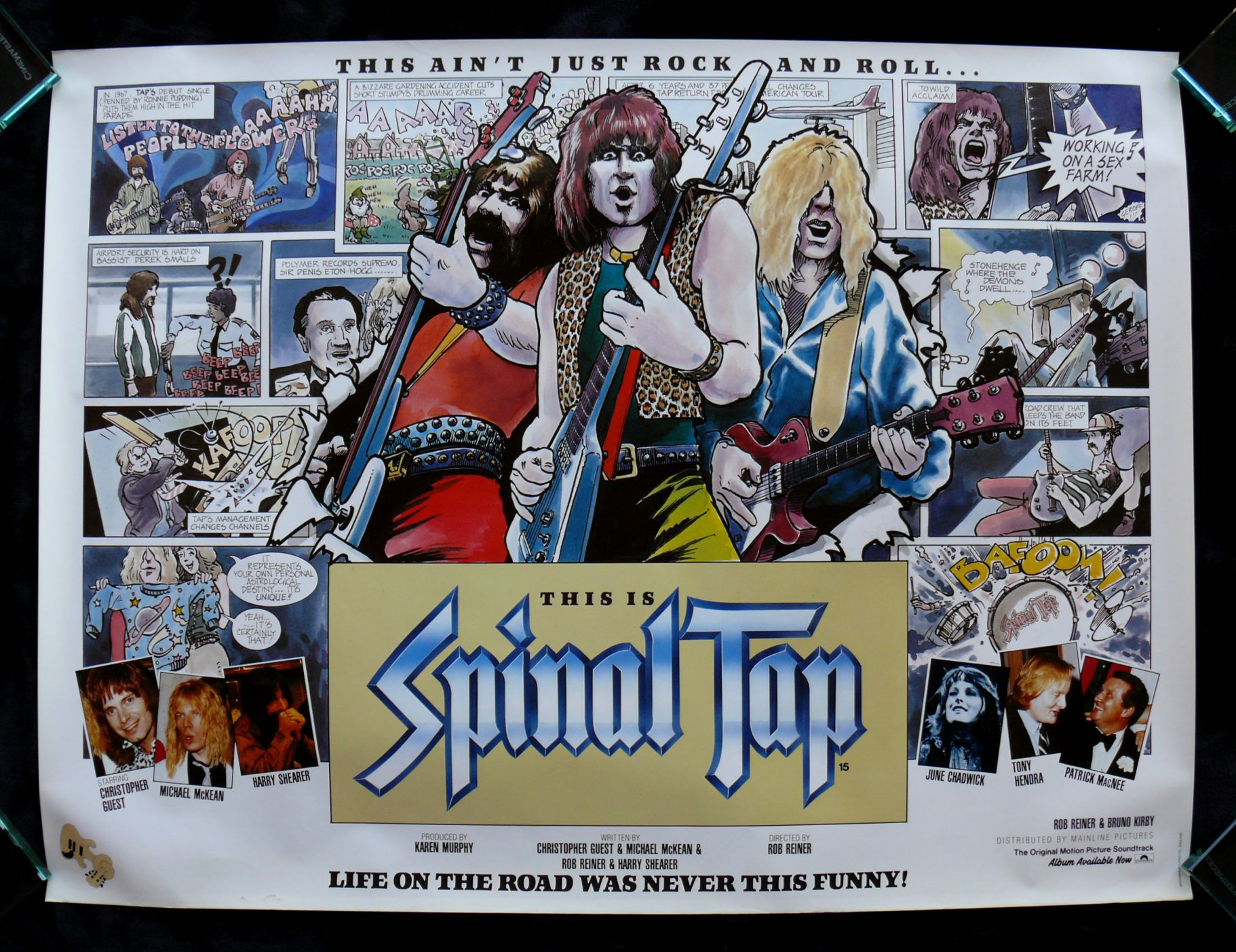 This is Spinal Tap - Cult Films Photo (424720) - Fanpop