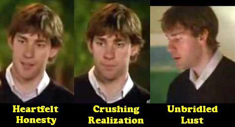 Three faces of Jim