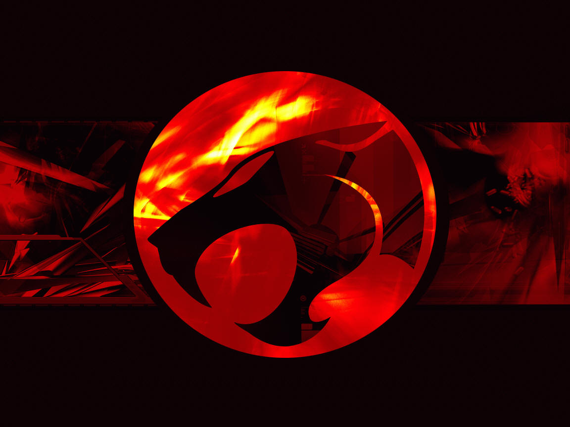 Thundercats Logo - Thundercats Wallpaper (34314) - Fanpop