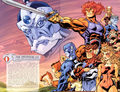 Thundercats Sourcebook Scan - thundercats photo