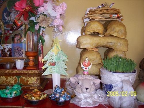 Tibetan New mwaka