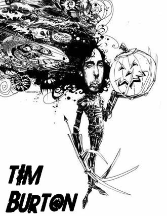 Tim Burton - tim-burton Fan Art