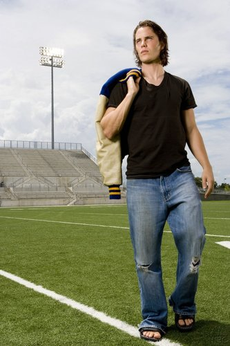 Friday Night Lights 壁纸 titled Tim Riggins