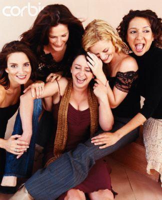 Tina & SNL Girls