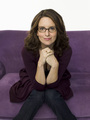 Tina Fey - 30 Rock Portrait