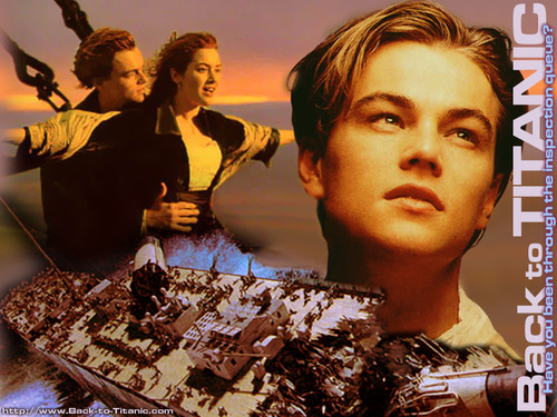 Titanic Jack & Rose 4ever