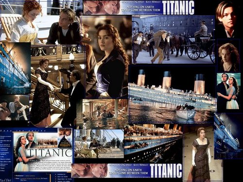 Titanic wallpaper titled Titanic