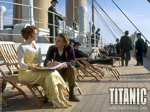 Titanic wallpaper entitled Titanic