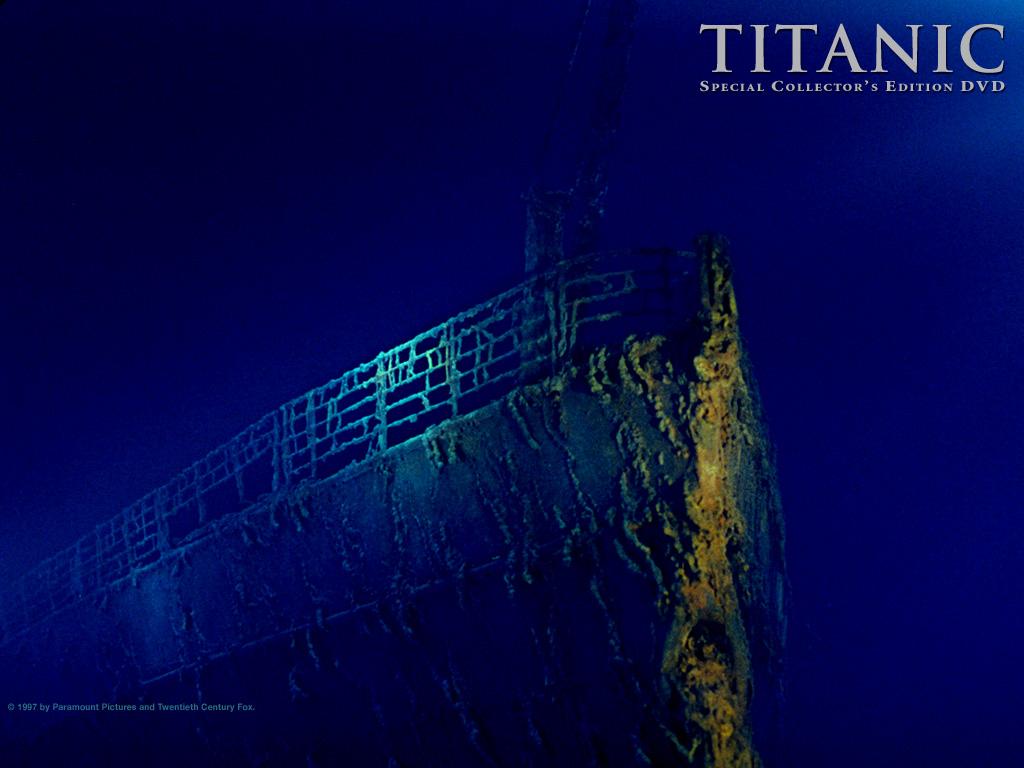 download wallpaper titanic under - photo #22