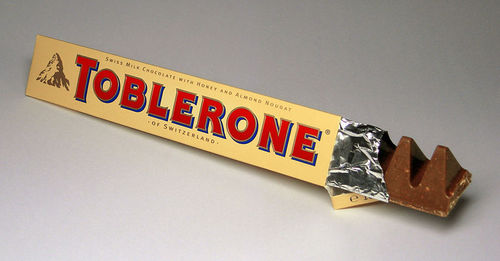 Chocolate wallpaper called Toblerone