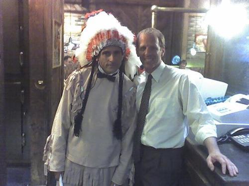 Michael & Toby