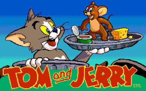 Childhood Memories wallpaper called Tom & Jerry