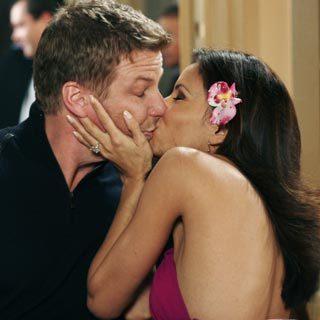 Tom & Gabby 키싱