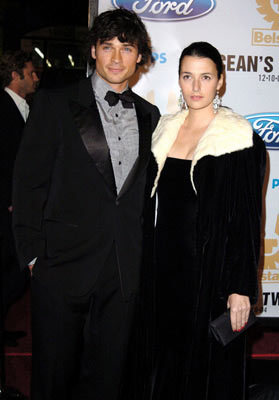 Tom Welling & Lesley White