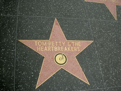 Walk of Fame estrela