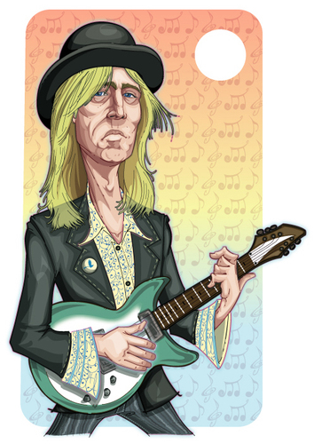 Tom - tom-petty Fan Art