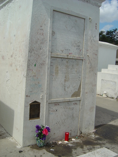 Tomb of Marie Laveau