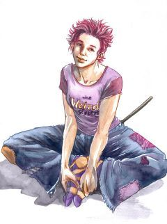 Tonks Drawing