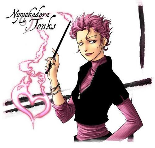 tonks fan Art
