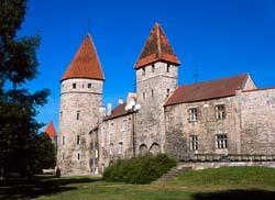 Toompea kasteel
