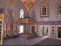 Topkapı Sarayı - interior