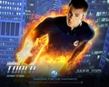 Torch - fantastic-four wallpaper