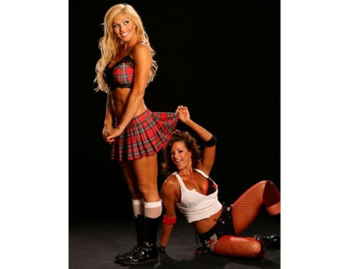 Torrie and Candice