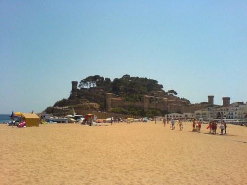 Toss de Mar, Vila Vella