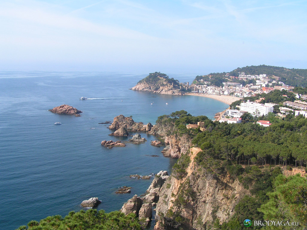 Tossa de Mar Spain  city images : Tossa de Mar, Spain | Places I have been | Pinterest