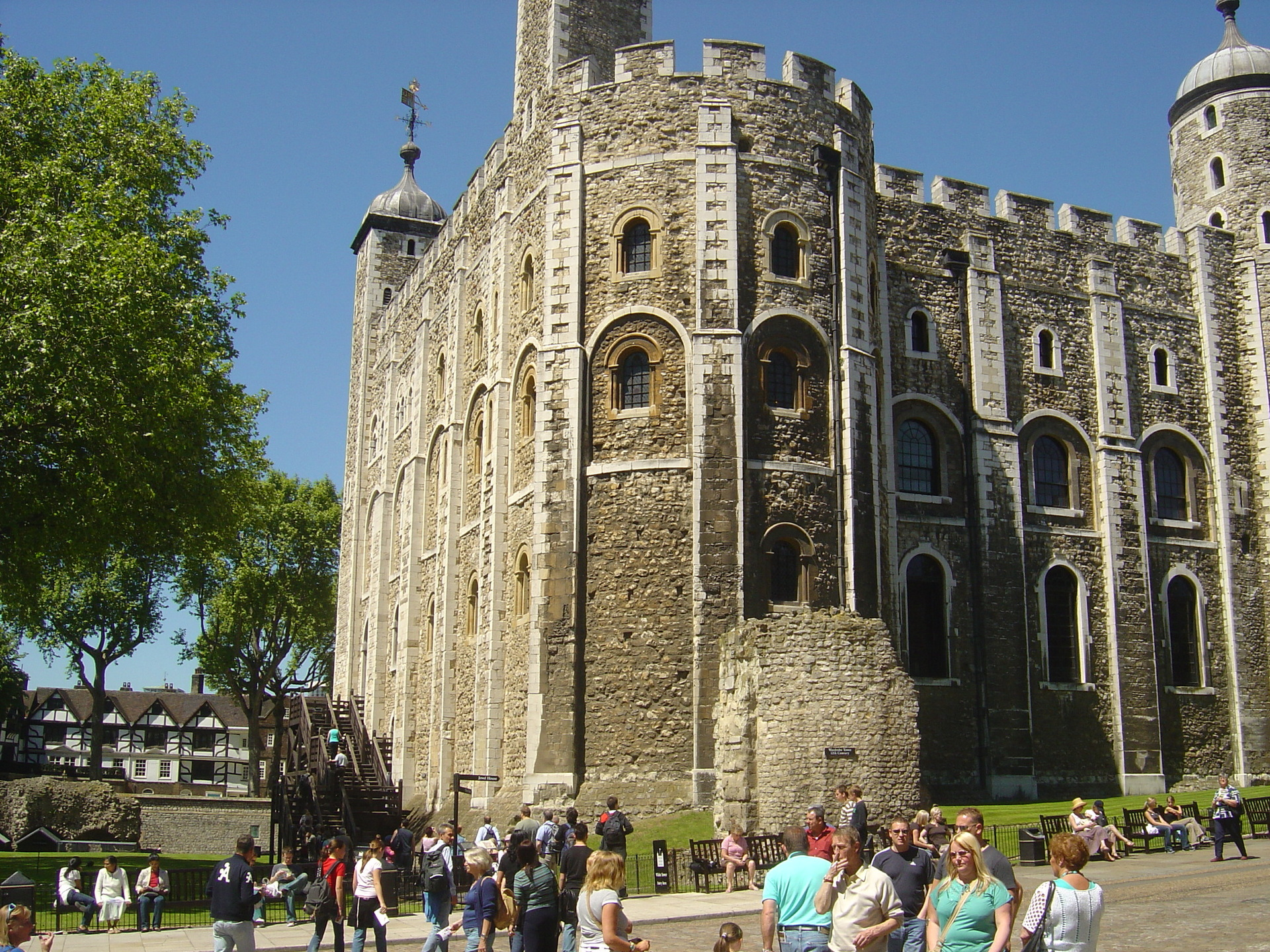 Tower of London - Cast...