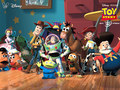Toy Story 2 - pixar wallpaper