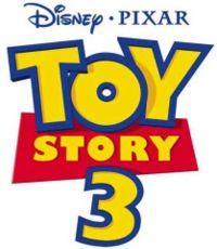 Toy Story Hintergrund entitled Toy Story 3 Logo