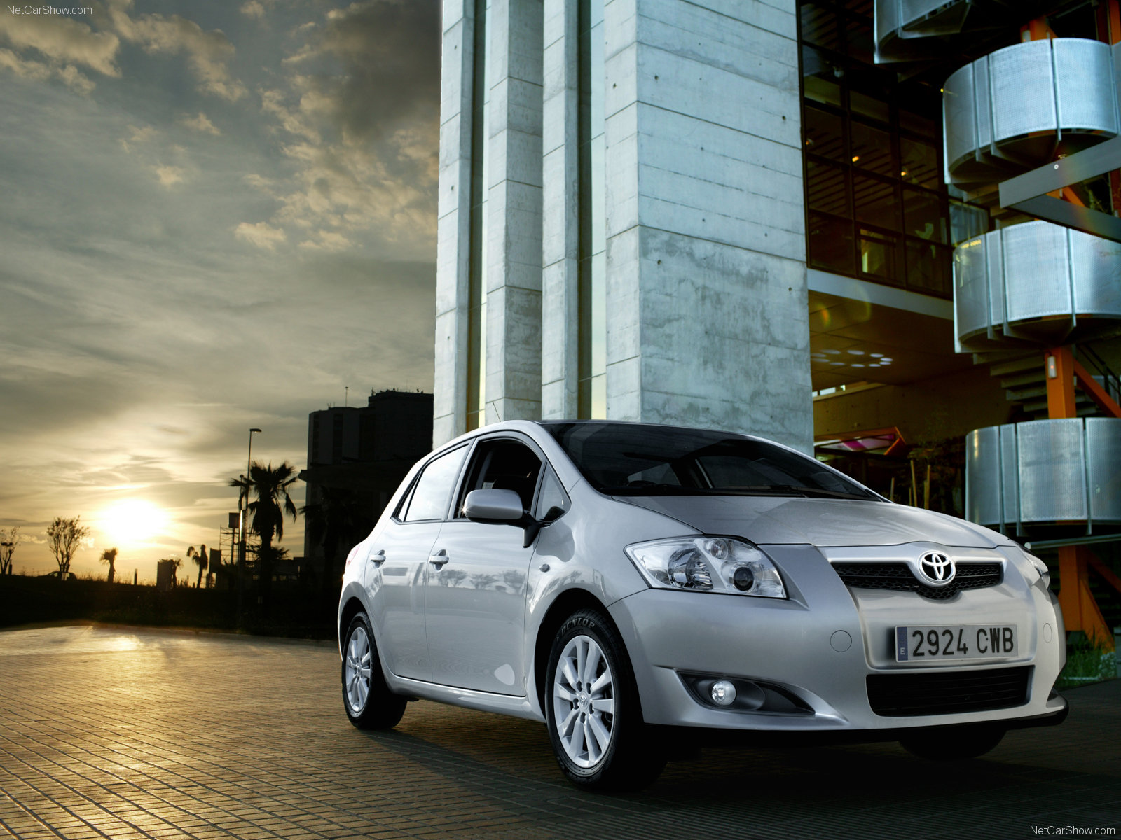 toyota images toyota auris 2007 hd wallpaper and background photos 327905. Black Bedroom Furniture Sets. Home Design Ideas