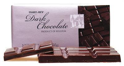 Trader Joe's Dark cokelat