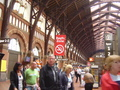 Train Station - denmark photo