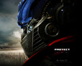 Transformers Movie: Optimus - transformers wallpaper