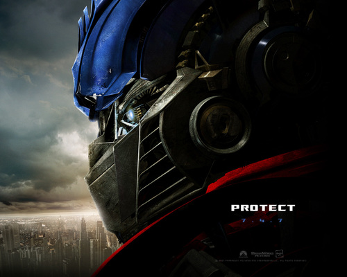 transformers wallpaper entitled transformers Movie: Optimus