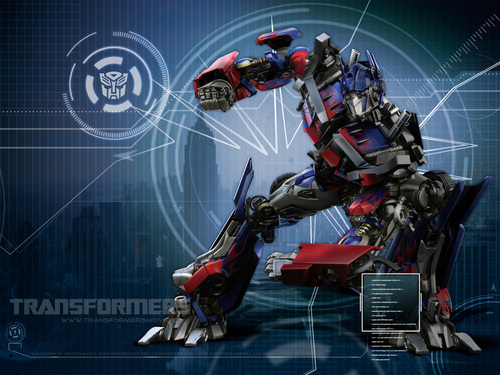 transformers wallpaper entitled transformers