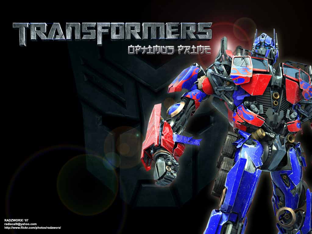 Transformers - Transformers Wallpaper (627099) - Fanpop