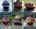 Trash Trolls - atsof photo